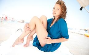 Картинка девушка, актриса, красотка, Наталья Земцова