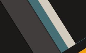 Картинка белый, линии, серый, голубой, геометрия, design, material