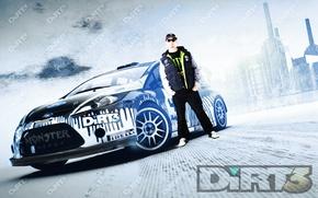 Обои Racing, ken block, Dirt 3