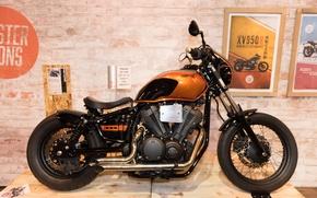 Картинка дизайн, стиль, мотоцикл, Yamaha