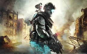 Картинка games, tom clancy's, future soldier, ghost recon