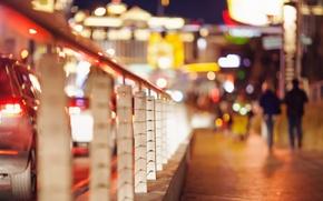 Картинка свет, ночь, город