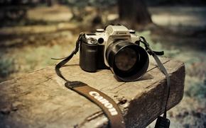 Картинка фон, камера, Canon 50mm f1.4, Canon EOS 50