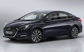 Обои фон, Hyundai, Sedan, хундай, i40
