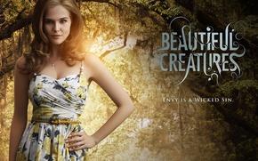 Картинка Beautiful Creatures, прекрасные создания, Zoey Deutch, Зоя Дойч