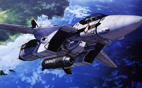 Обои истребитель, Jet fighter, Fighter Plane