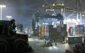 Картинка art, Ubisoft, PS4, Xbox One, Watch Dogs 2