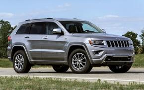 Обои джип, 2013, Jeep, Grand Cherokee, гранд чероки