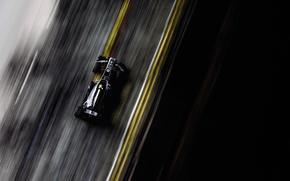 Обои гонка, скорость, трасса, формула 1, болид, grand prix, formula 1, 2011, сингапур, williams, singapore, автоспорт, ...