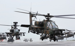 Картинка лопасти, авиация, армия, вертолёты