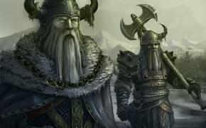 Картинка войны, викинги, скандинавия., варяги