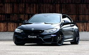 Обои G-Power, Coupe, Black, F82, BMW, бмв, купе