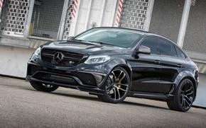 Обои Mercedes-Benz, мерседес, Coupe, Lumma Design, C292, GLE-Class
