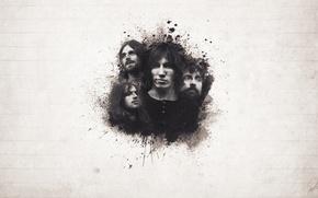 Картинка Музыка, Pink Floyd, Richard Wright, Roger Waters, David Gilmour, Nick Mason, Девид Гилмор, Пинк Флойд, …