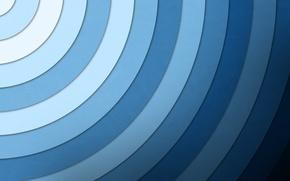 Картинка цвета, синий, голубой, текстура, дуги, texture, 2560x1600, Colors, Minimal madness