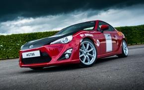 Картинка Toyota, тойота, GT86, 2015, Ove Andersson Celica 1600GT
