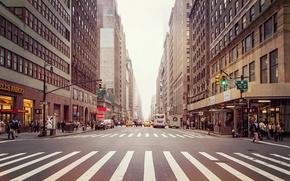 Картинка city, город, небоскребы, америка, чикаго, usa, chicago