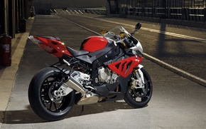 Картинка BMW, мотоцикл, спортбайк, 1000, BMW S 1000