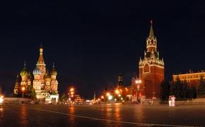 Картинка город, Москва, Россия, русские