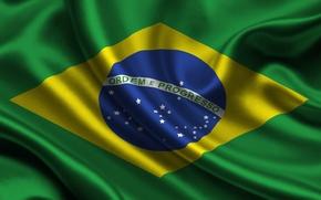 Картинка флаг, Бразилия, brazil