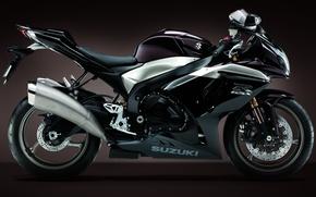 Обои Suzuki GSX R 1000, мотоцикл, япония