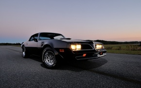 Картинка Pontiac, понтиак, Firebird, 1978, Trans Am, WS6, T-Top, фаерберд