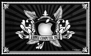 Обои apple, mac, обои