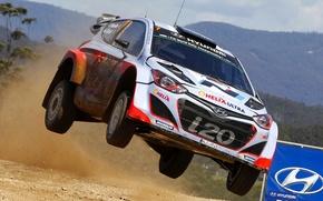 Картинка Hyundai, WRC, i20
