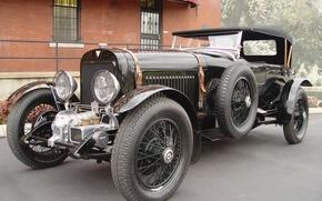 Картинка авто, автомобиль, раритет, Sports, Supercharged, Hudson, Tourer, 1927, Super Six