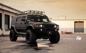Обои Auto Group, Magnum.хамер, suv, тюнинг, 2012, Hummer