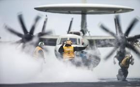 Картинка оружие, самолёт, E-2C Hawkeye