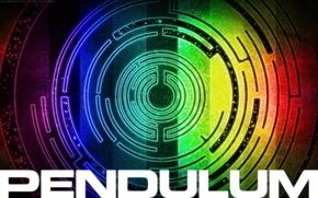 Обои pendulum, музыка, группа