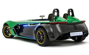 Картинка Concept, гонки, Caterham, Aeroseven