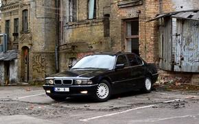 Картинка E38, Бумер, 740iL, BMW, БМВ