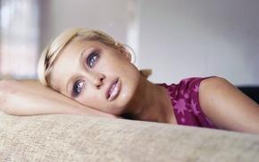 Картинка девушка, актриса, блондинка, певица, Paris Hilton, singer, blond, blonde, actress, Пэрис Хилтон