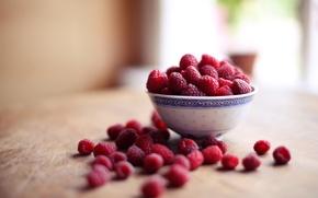Картинка ягоды, малина, красное, фрукты