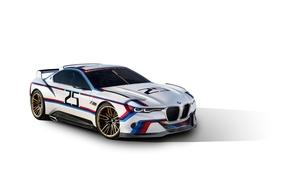 Картинка Concept, BMW, БМВ, Фон, Hommage, 3.0, Передок, CSL
