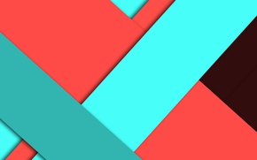 Картинка голубой, геометрия, коричневый, design, color, material, линиии