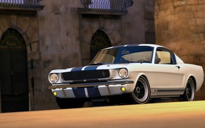 Картинка Mustang, Ford, Shelby, 1965