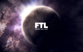 Картинка космос, игры, Faster Than Light, FTL