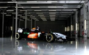 Картинка Force India, Astana, VJM07