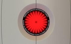 Картинка портал, автомат, лазер, Portal, турель, turret