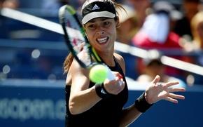 Картинка теннисистка, Tennis Girl, Ана Иванович