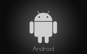 Картинка минимализм, android, tech, google