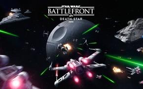 Картинка игры, Звездный Разрушитель, Star Destroyer, Electronic Arts, DICE, X-Wing, Millennium Falcon, Death Star, Звезда смерти, …
