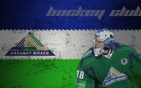 Картинка Хоккей, Василевский, Салават Юлаев