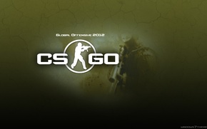 Обои обоя, игра, логотип, logo, game, wallpapers, новый, new, counter, csgo, strike