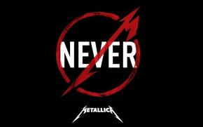 Картинка музыка, фильм, music, лого, logo, Rock, Рок, Metallica, movie, трэш-метал, film, thrash metal, тяжелый рок, …