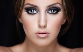 Картинка look, model, makeup