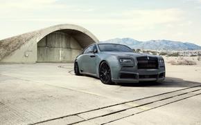 Обои роллс-ройс, Rolls-Royce, Wraith, Spofec, врайт